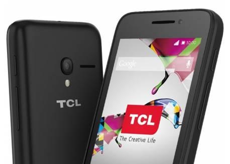 TELEFONO CELULAR TCL E400
