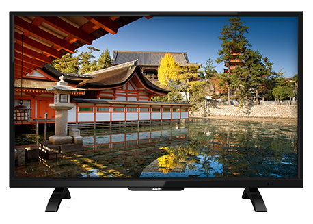 "LED 32"" SANYO HD LCE32XH16"