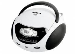 REPRODUCTOR DE CD / USB / MP3 SANYO MDX1705