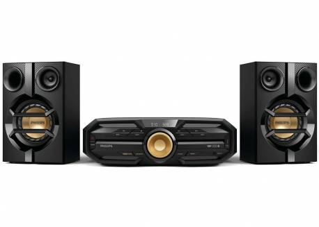 MINICOMPONENTE PHILIPS MINI HI-FI SYSTEM FX10X BLOUTOOTH
