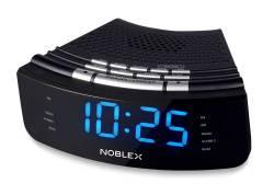 RADIO DESPERTADOR NOBLEX RJ950 DOBLE ALARMA