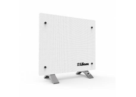 PANEL DE VIDRIO LILIANA PIE/PARED HOT PANEL 600/1200W