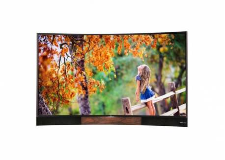 "LED 55"" TCL SMART UHD CURVE L55H8800"