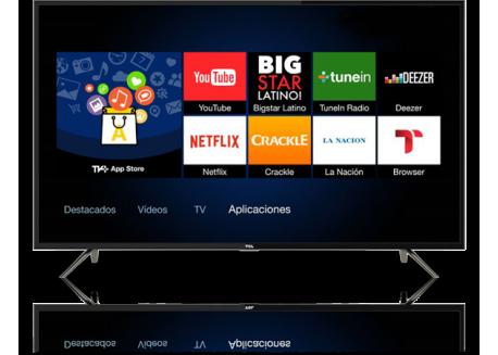 """LED 40"""" TCL SMART TV L40S4900"""