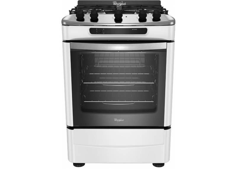 Cocina Whirlpool Wf160xb 4b Blanca Suma Hogar