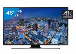 "LED 48"" SAMSUNG UHD SMART UN48JU65000"