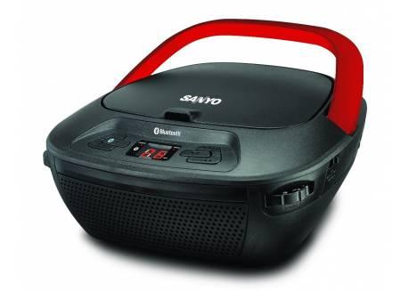 RADIOGRABADOR SANYO CON BLUETOOTH USB RADIO MDX1205BT