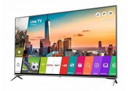 "LED 49"" LG 49UJ6560 4K UHD-SMART-NETFLIX-HDR-WEB OS 3.5"