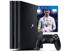PLAYSTATION 4 FIFA 18 BUNDLE 1TB