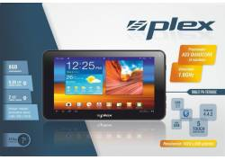 "TABLET 7"" PLEX QUAD CORE A33-8GB-DOBLE CAMARA"
