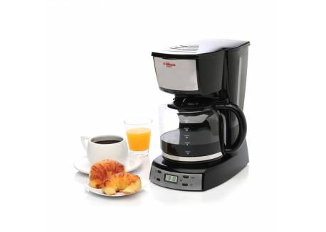 CAFETERA LILIANA CON TIMER SMARTY AAC964