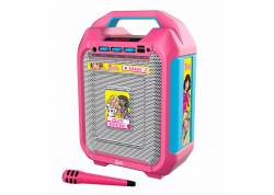 KARAOKE PORTABLE MATTEL BARBIE BKC001
