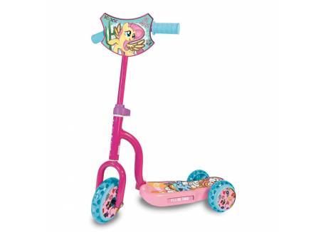 SCOOTER 3 RUEDAS MY LITTLE PONY UNIBIKE