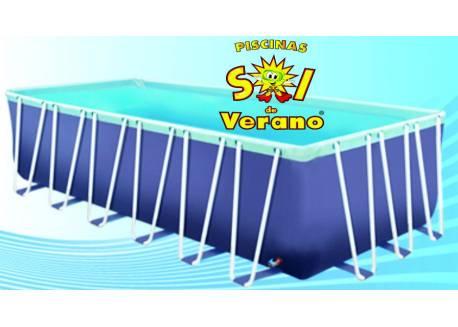 PILETA SOL DE VERANO MODELO S650