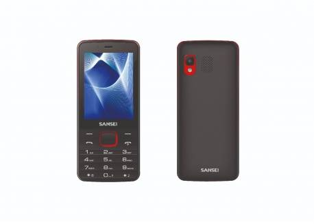 """TELEFONO CELULAR SANSEI 2,8"""" S2812DBOU"""
