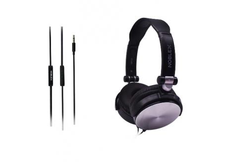 AURICULAR ON EAR NOBLEX CON MIC HP107BS