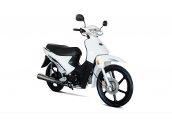 MOTO MONDIAL CUB LD 110 H MAX PLUS C/DISCO Y LLANTAS DE ALEACION IMPORTADA