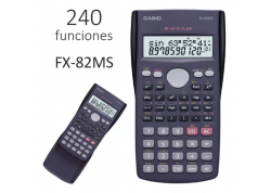 CALCULADORA CASIO FX 82 MS