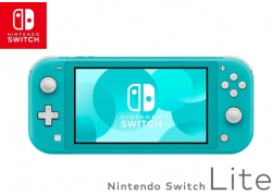 CONSOLA NINTENDO SWITCH LITE 32GB