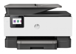 IMPRESORA MULTIFUNCION HP TINTA OFFICEJET 9010 CON WIFI