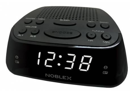 RADIO RELOJ DESPERTADOR NOBLEX RJ960