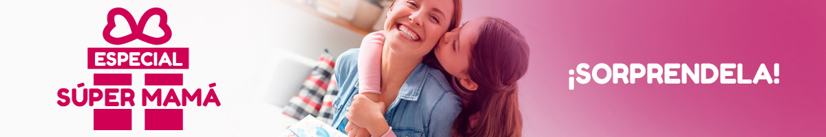Día de la Madre - Súper mamá